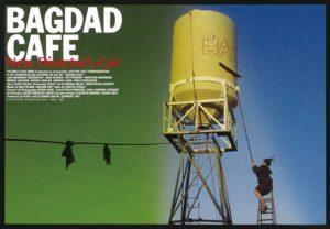 映画『BAGDADCAFE』のタイトル画像