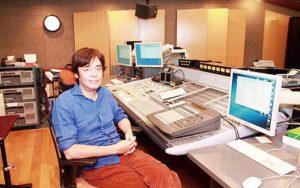 音響監督の岩浪美和さん