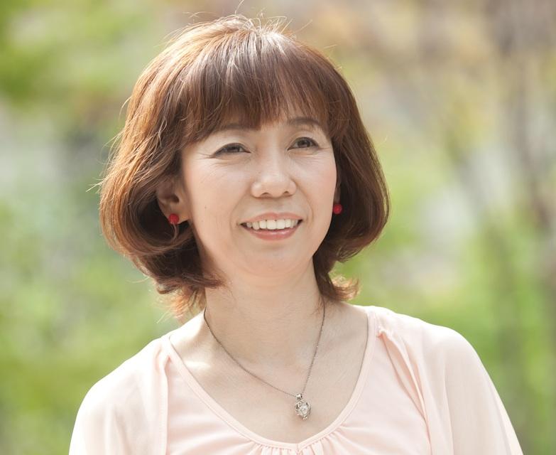 入江富美子監督の顔写真