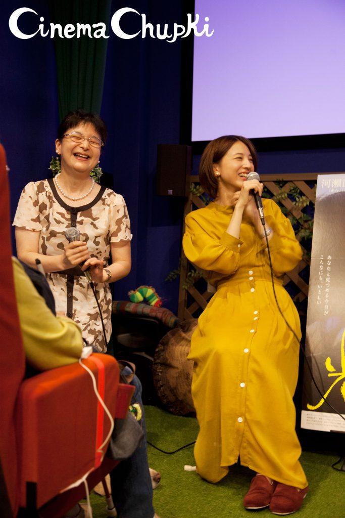 9/24(日)『光』早織さん、田中正子さん舞台挨拶