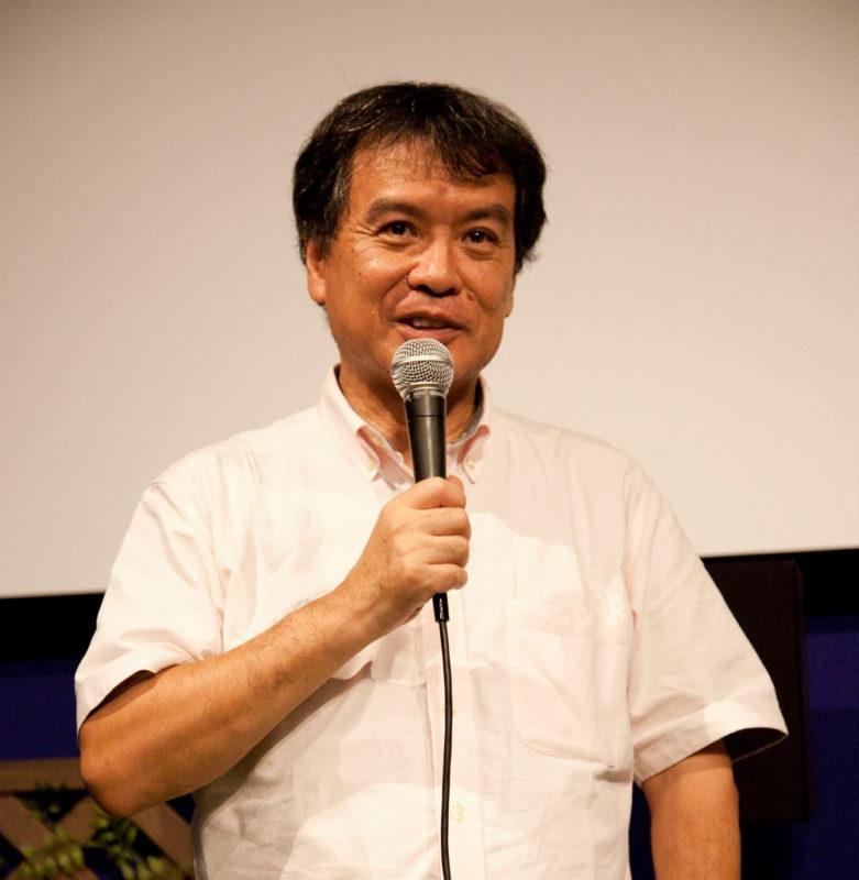 片渕監督の写真